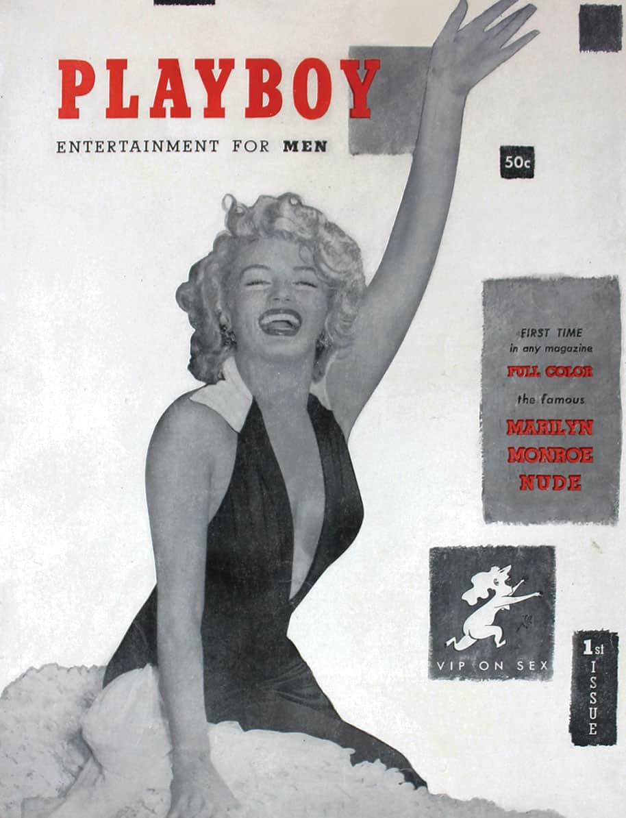 "Kako je brend spasio ""Plejboj"": Prvi broj magazina sa Merilin Monro iz 1953."