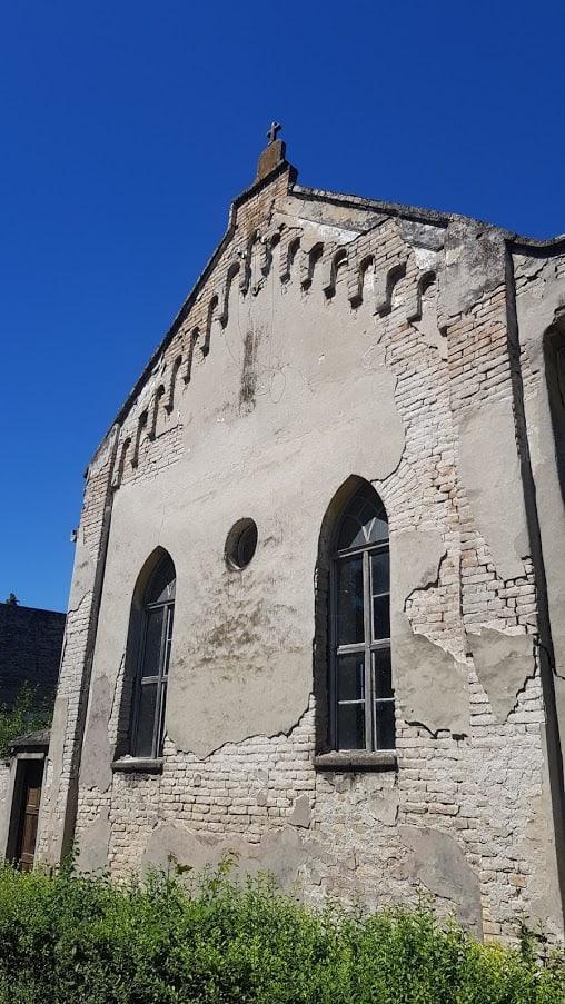 JEDINSTVENA U SVETU: Sinagoga u Apatinu