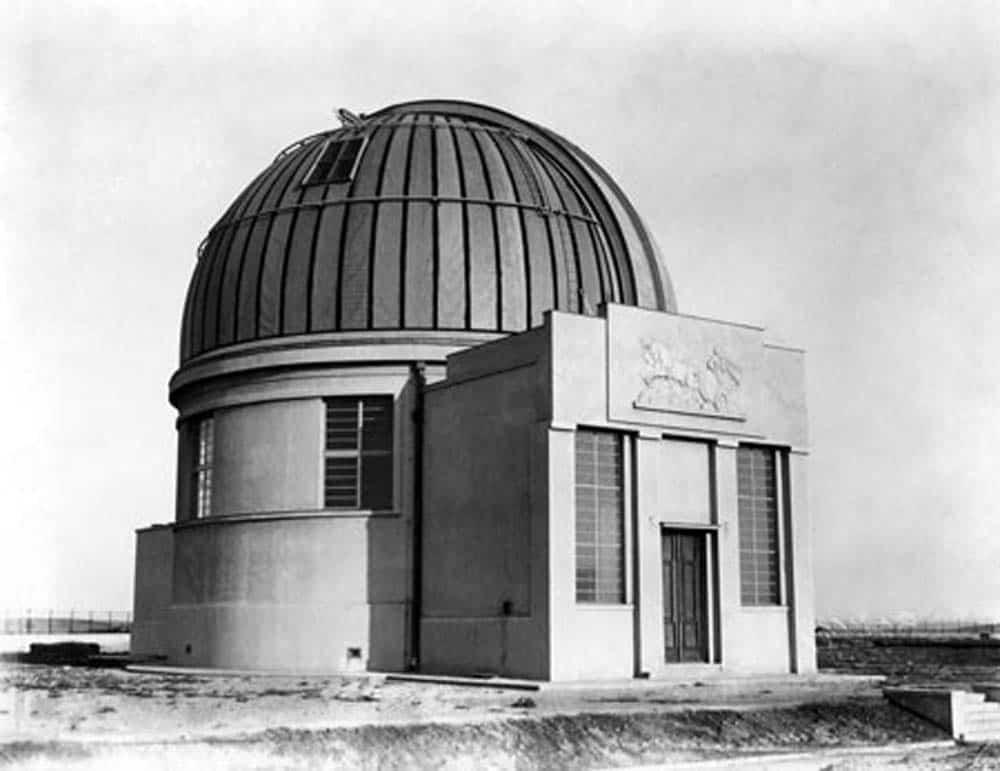 90 godina kasnije: Astronomska opservatorija početkom tridesetih i danas