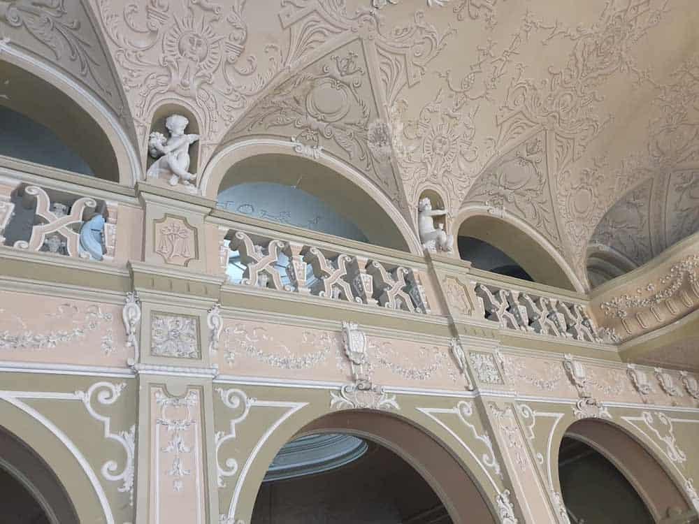 Raskošna dekoracija: Barokna sala Gradske kuće