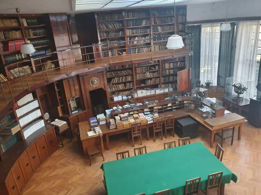 5.000 knjiga i 100.000 stručnih časopisa: Biblioteka u Astronomskoj opservatoriji