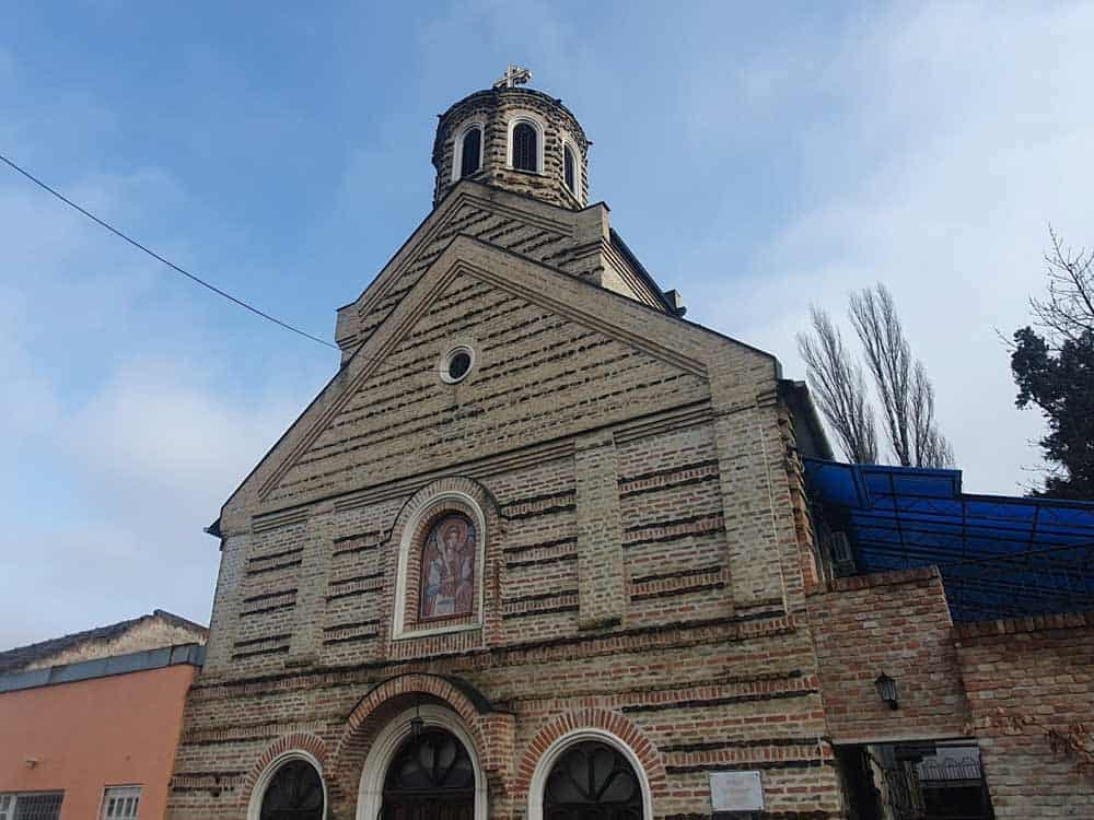 Poslednje rusko pojanje čulo se 1970: Ruska crkva