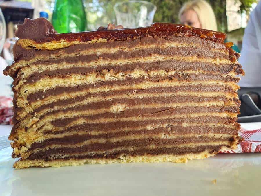 Specijalitet: Doboš torta