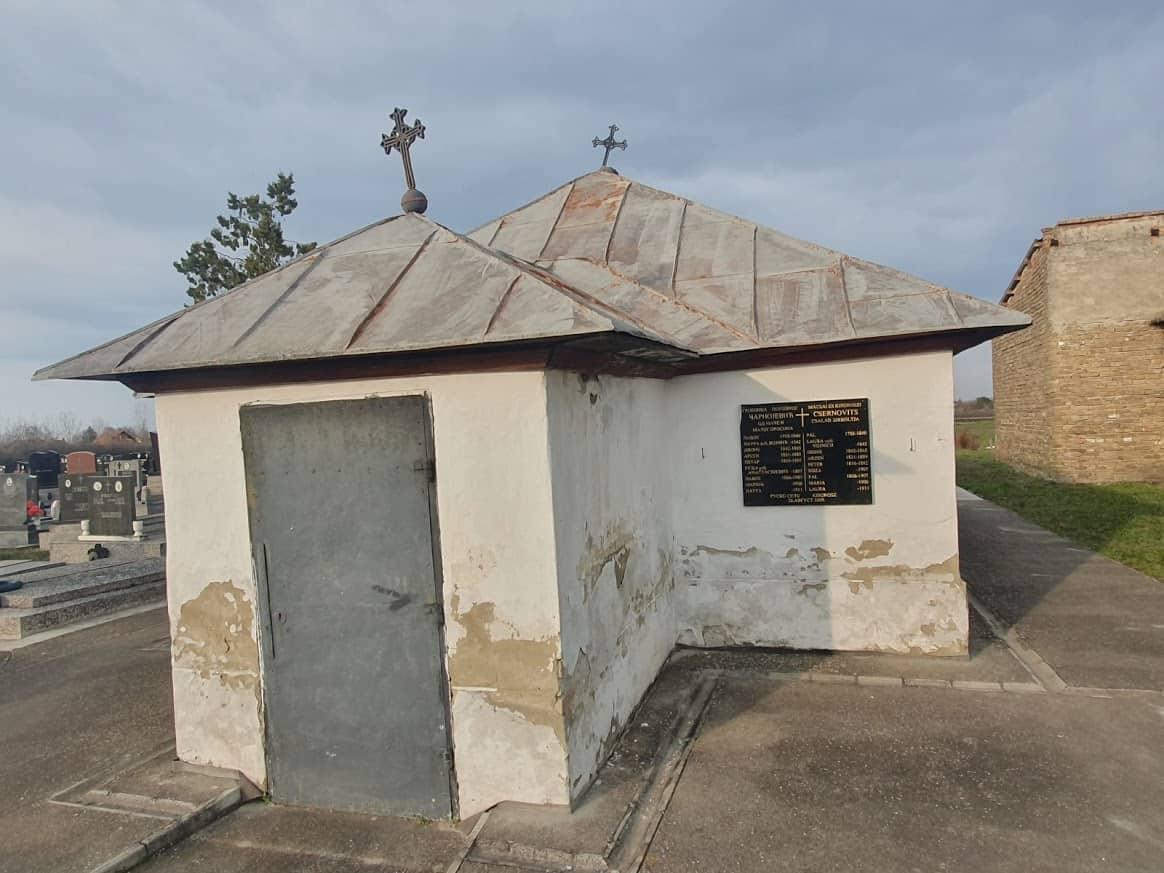 Dva put pljačkana: Grobnica rođaka slavnog patrijarha Arsenija Trećeg Čarnojevića