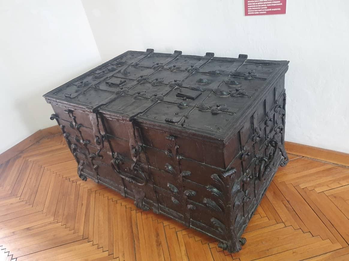 Blago Narodnog muzeja: Kasa Velikokikindskog distrikta