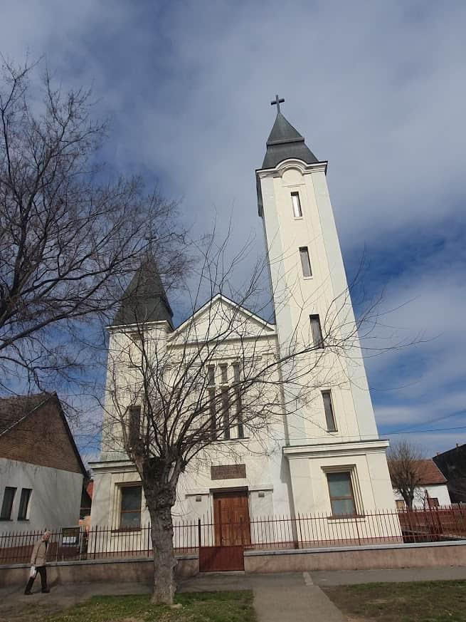 Američki stil: Metodističko-evangelička crkva