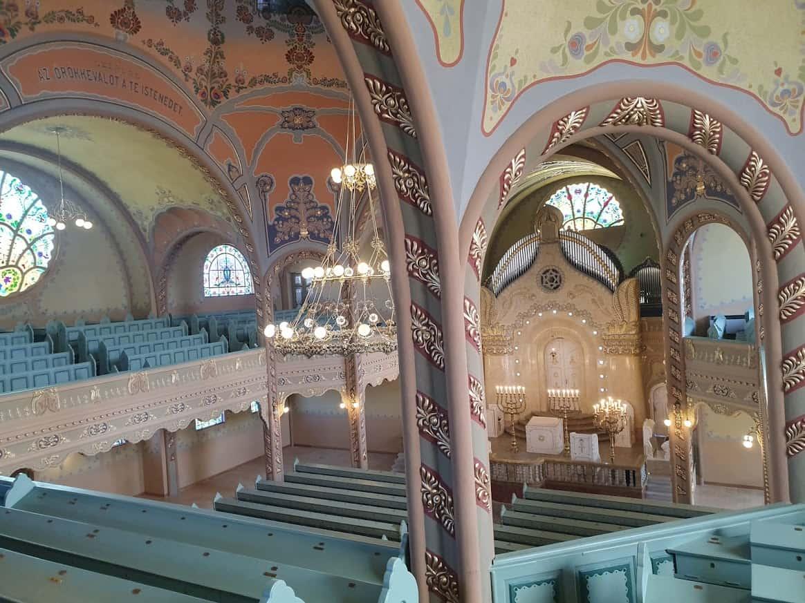 Lepša nego kad je 1903. napravljena: Spektakularni enterijer Subotičke sinagoge
