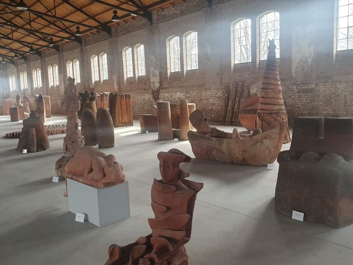"""Impresivna kolekcija terakote: Muzej """"Terra"""""""