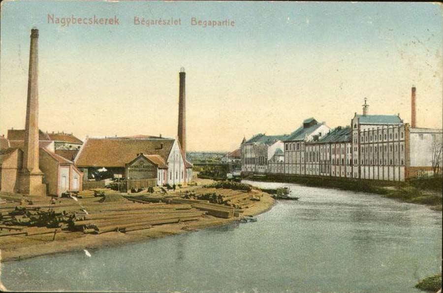 SLAVNA PROŠLOST: Pivara Dunđerski u nekadašnjoj industrijskoj zoni