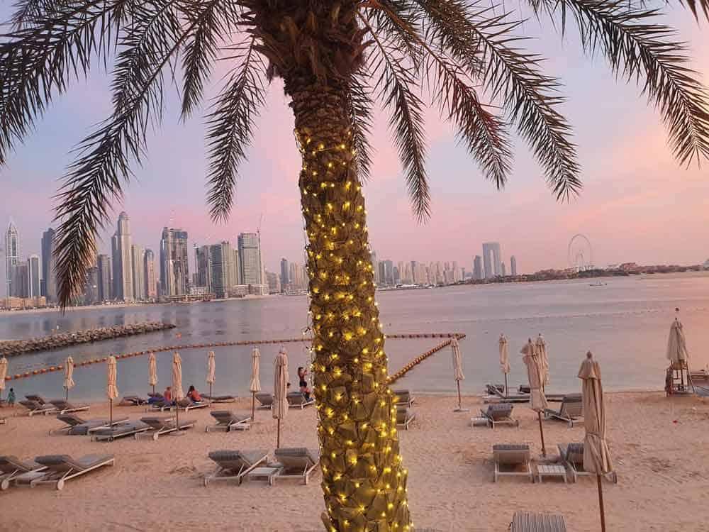 MULTIKULTURNA AUTOKRATIJA: Pogled na Dubai Marinu