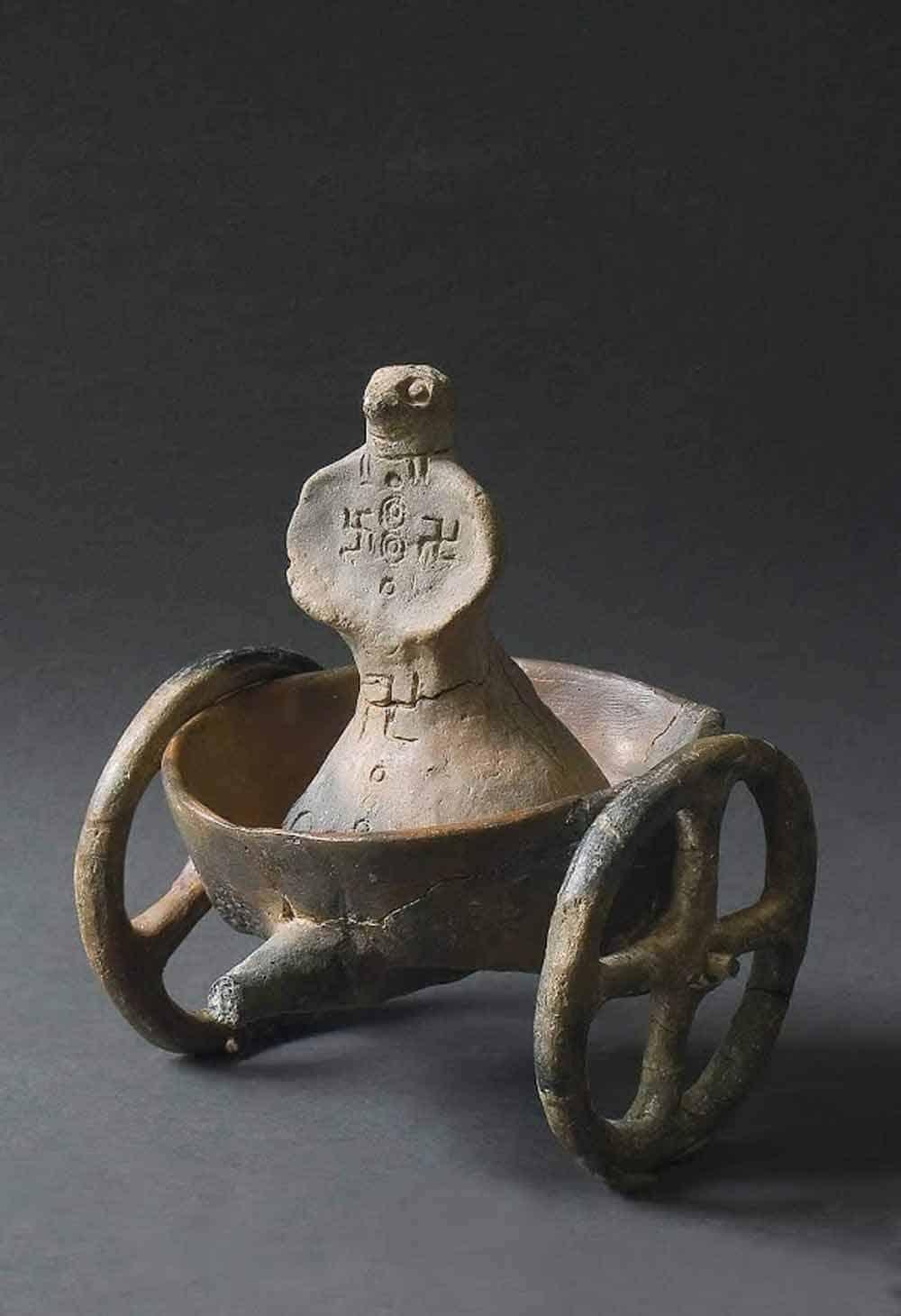 Motiv sa vozačkih dozvola: Dupljajska kolica iz Gradskog muzeja u Vršcu