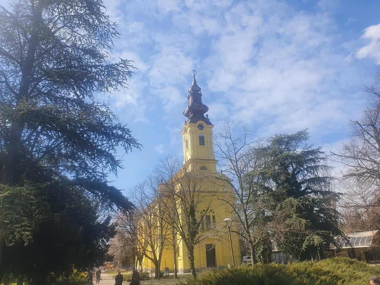 OBNOVLJENA SREDSVIMA VLADE MAĐARSKE: Luteranska evangelistička crkva u Vrbacu