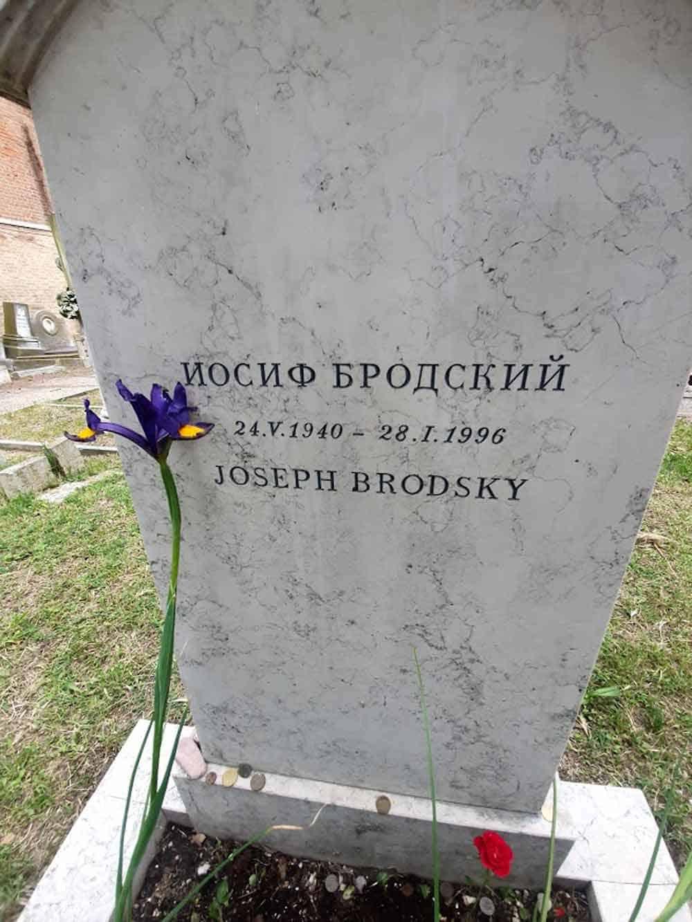 GROBLJE NA OSTVU SEN MIKELE: Ezra Paund, Igor i Vera Stravinski, Josif Brodski...