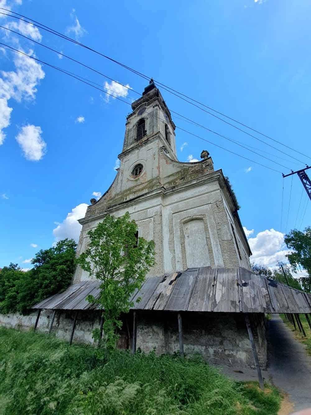 USKORO OBNOVA: Reformatska crkva u Sivcu