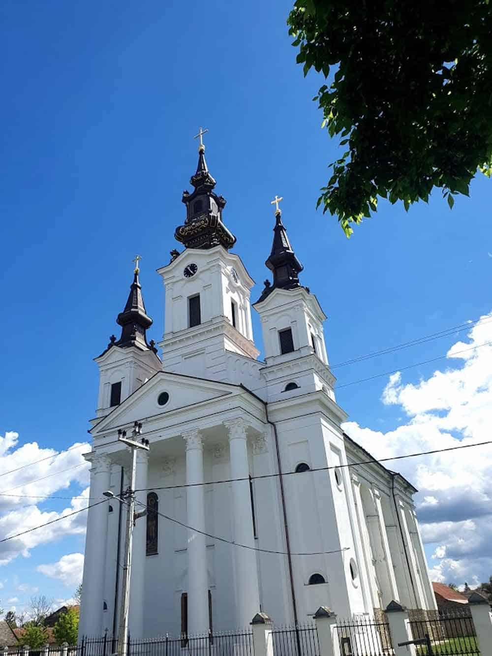 IMPOZANTNIH DIMENZIJA: Pravoslava crkva u Sivcu