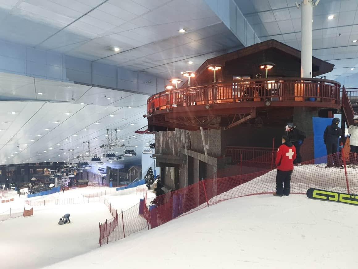 SNEG GDE MU MESTO NIJE: Ski Dubai U Emirates Mall-u