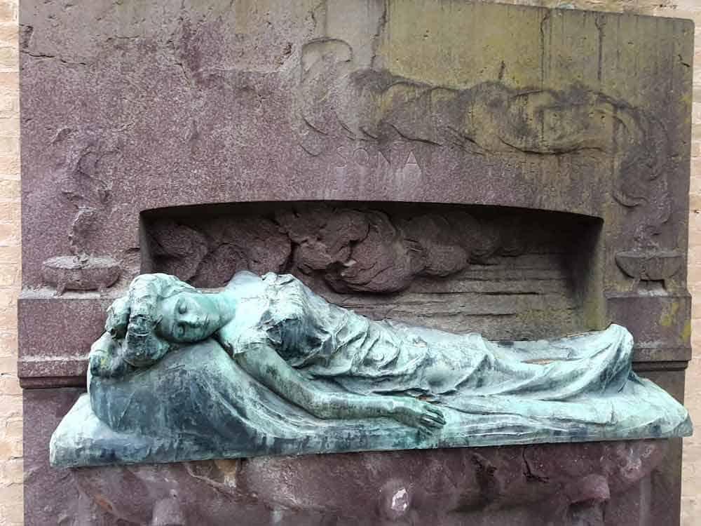 """SMRT U VENECIJI: Grob ruske aristokratkinje koja je 1907. ubila u hotelu """"Danieli"""""""