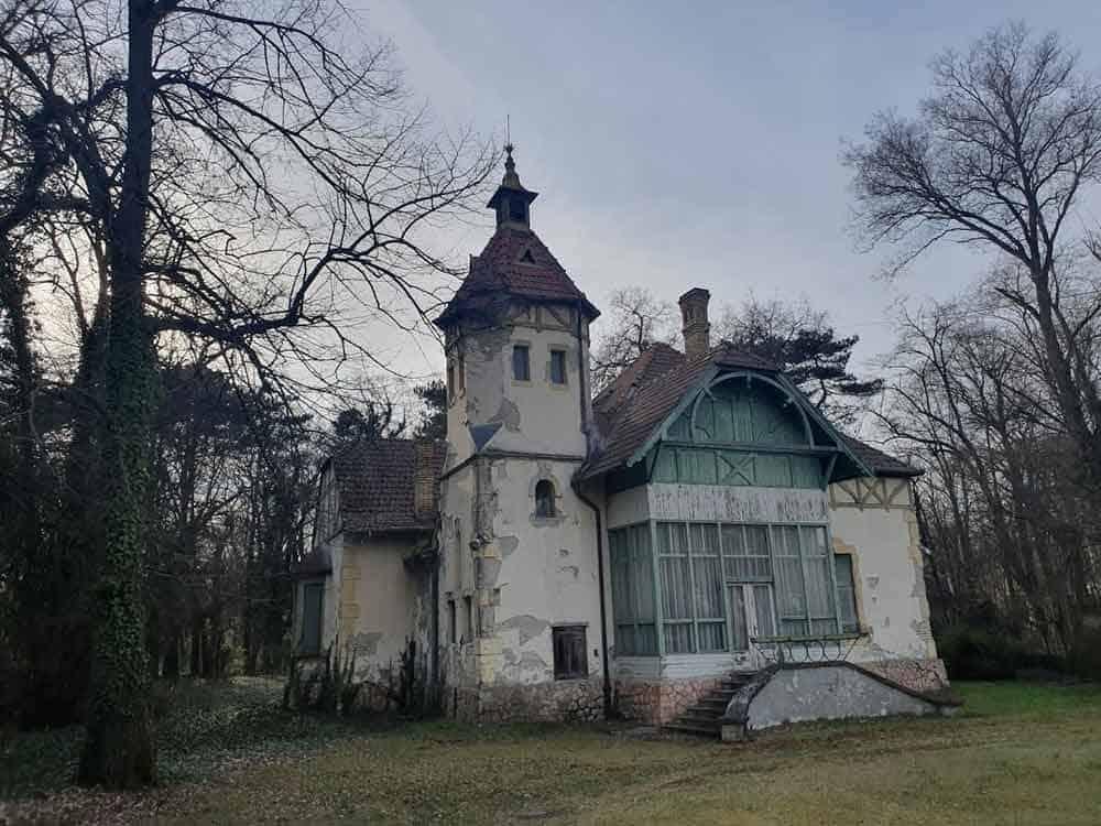 BURNA ISTORIJA: Vila Vilima Konena na Paliću