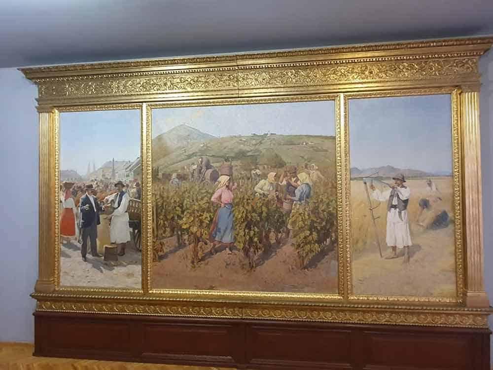 """Vršački doprinos """"Milenijumskoj izložbi"""" 1896: Triptih Paje Jovanovića u Gradskom muzeju"""