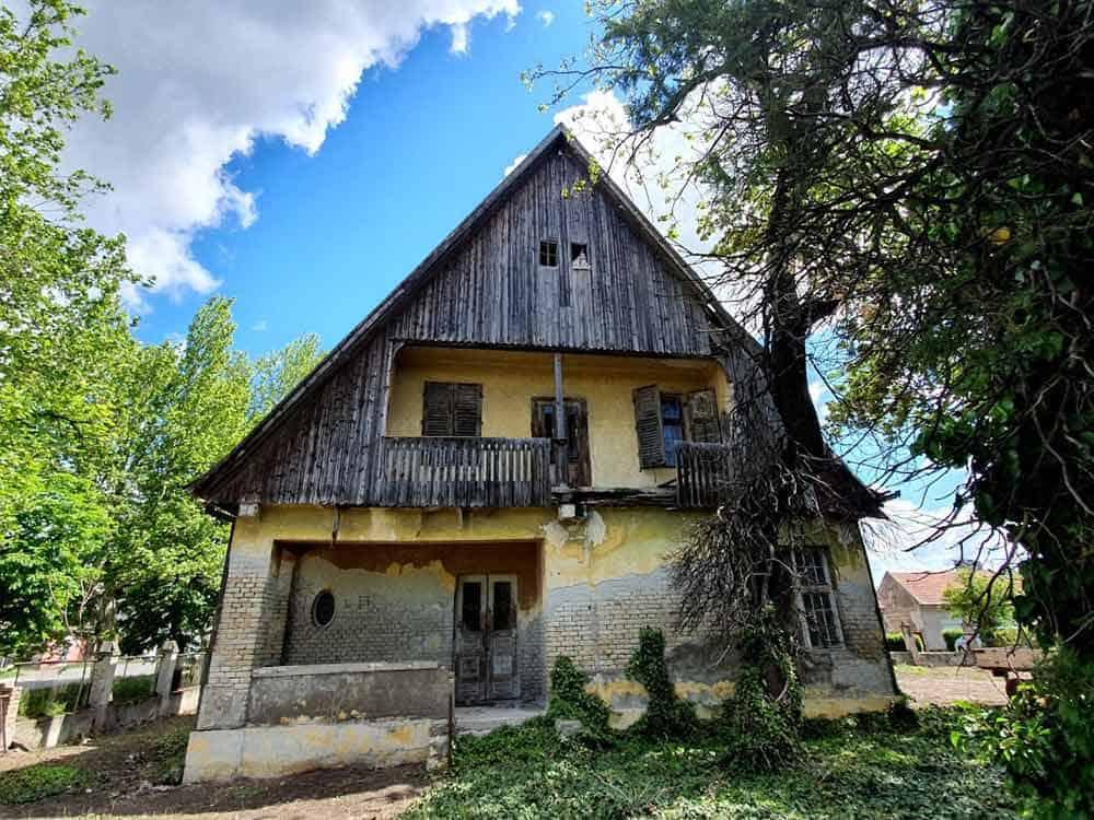 PRVI VLASNIK BANKROTIRAO 1929: Vila u Kuli koja je 1920. sagrađena za porodicu Gaus