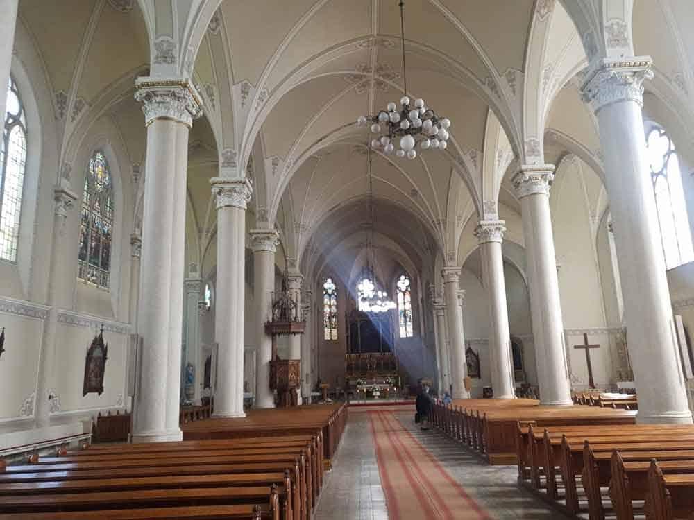 KAPACITET 5.000 LJUDI: Crkva Bezgrešne device Marije