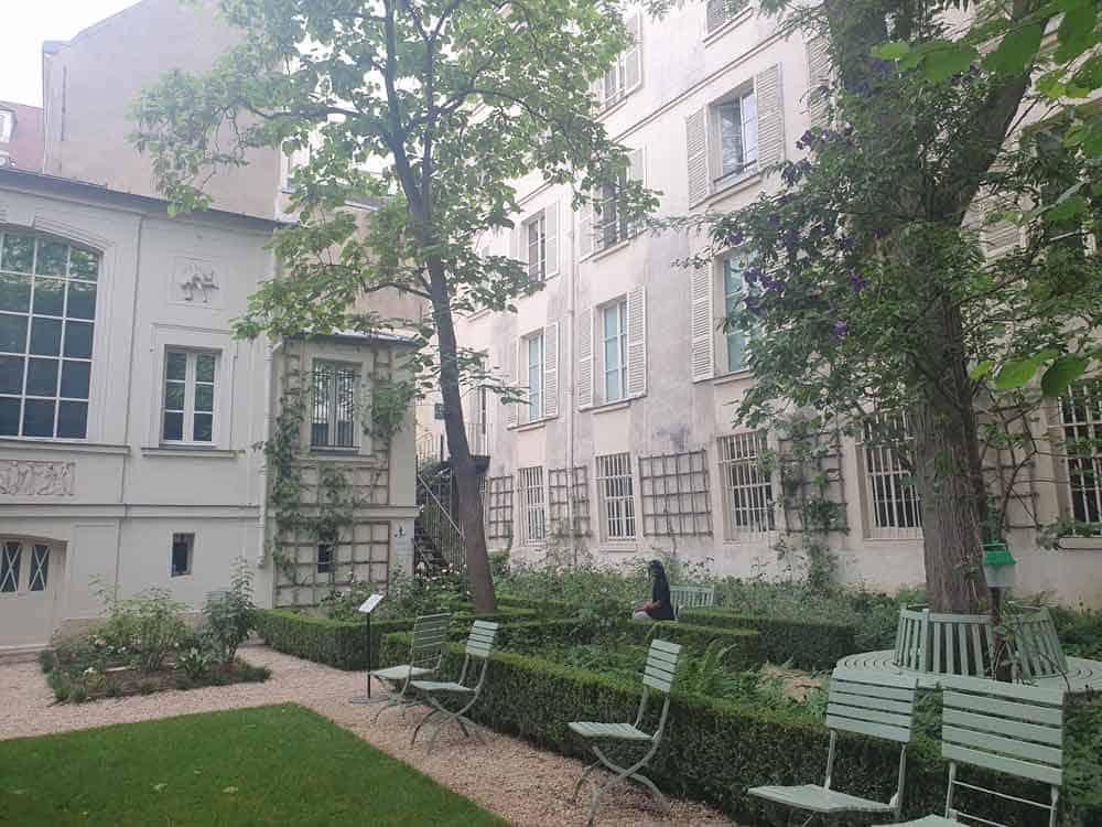 POSLEDNJI ATELJE: Vrt u kojem je stvarao Ežen Delakora