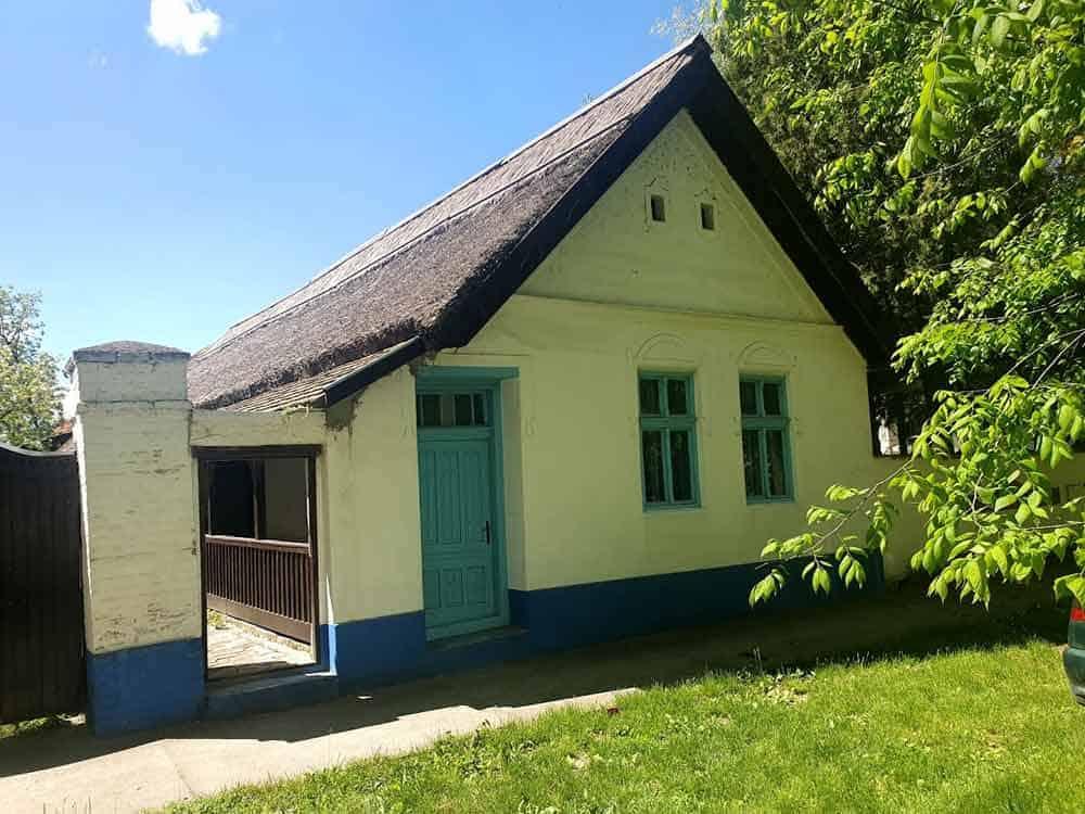 STARA GOTOVO DVA VEKA: Etno-kuća u Bačkoj Topoli