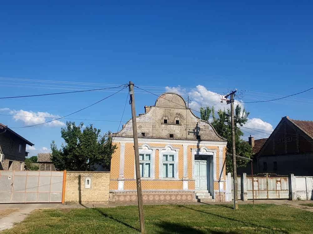 KARAKTERISTIČNE FASADE: Kuća u Kisaču