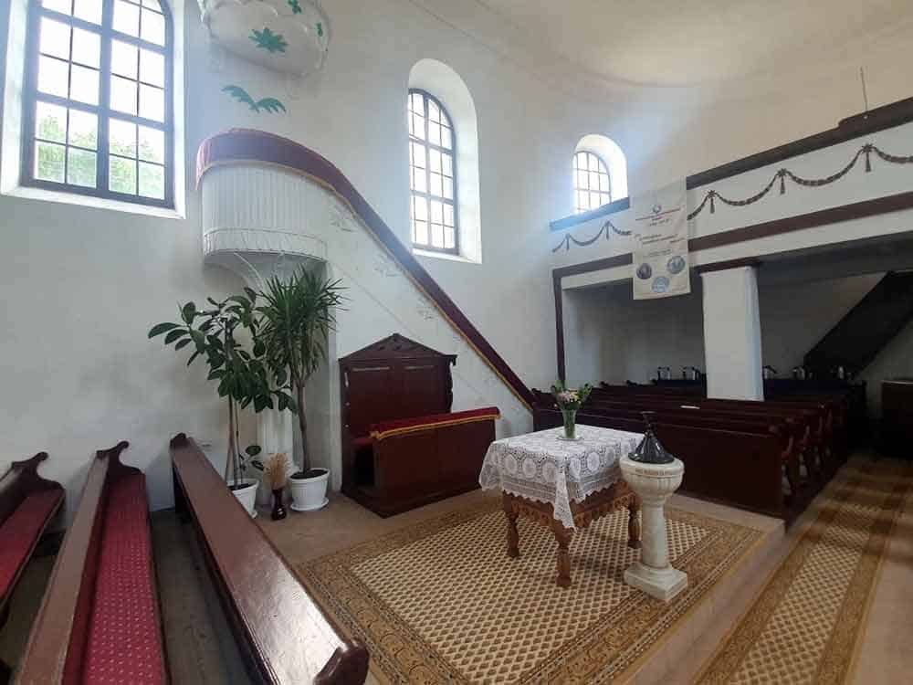 Oltar u sredini hrama: Kalvinistička crkva u Rumenki