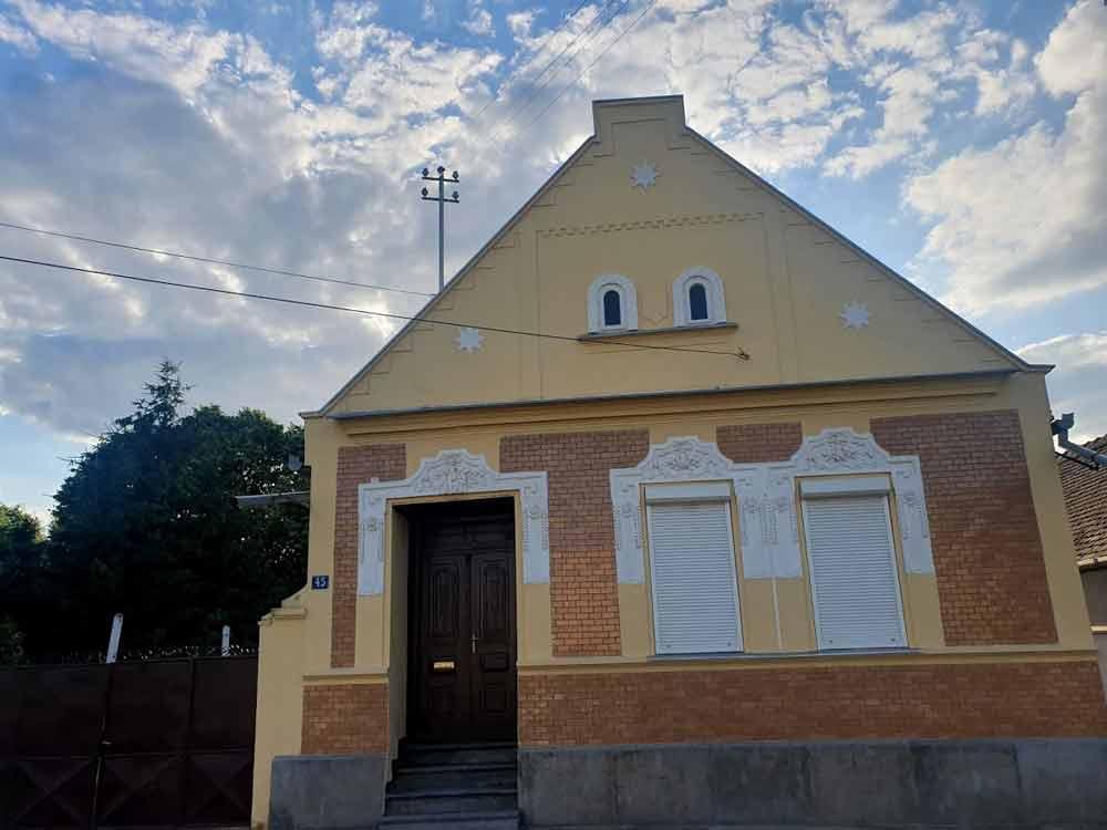 Karakterističke fasade: Kuća u Rumenki