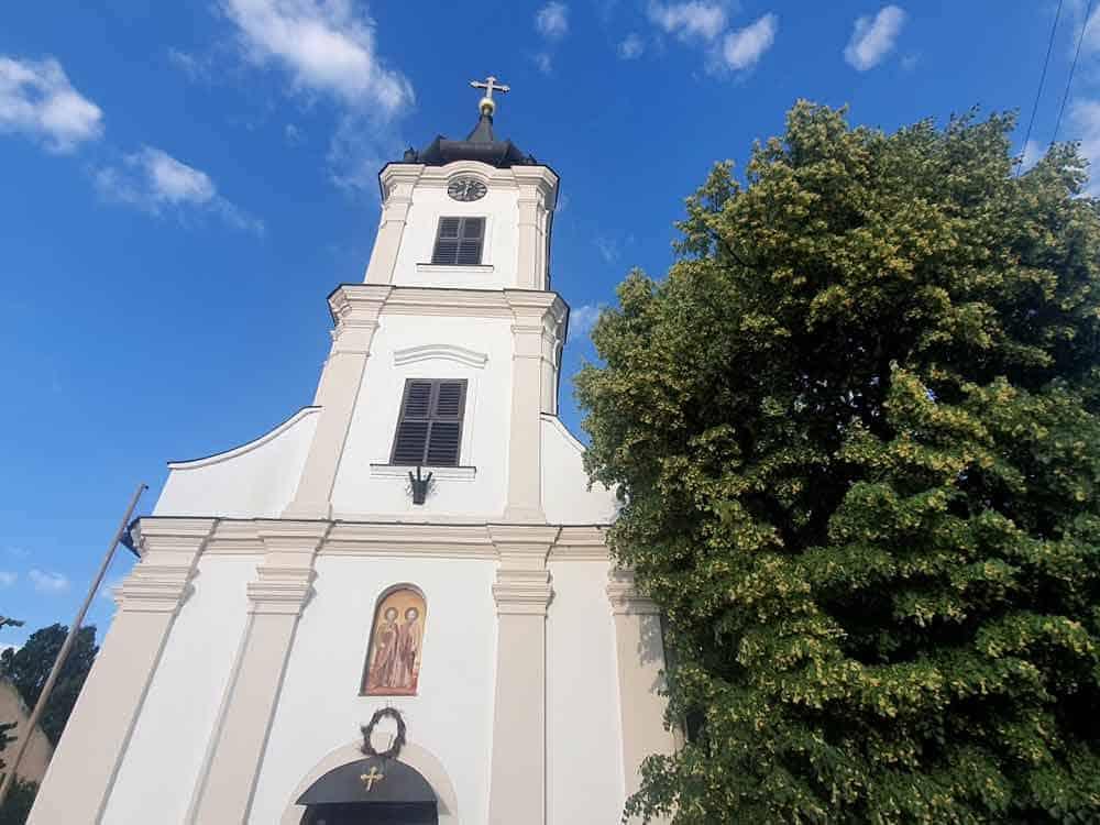 Jedan od najstarijih pravoslavnih hramova u Vojvodini: Crkva u Rumenki iz 1704.