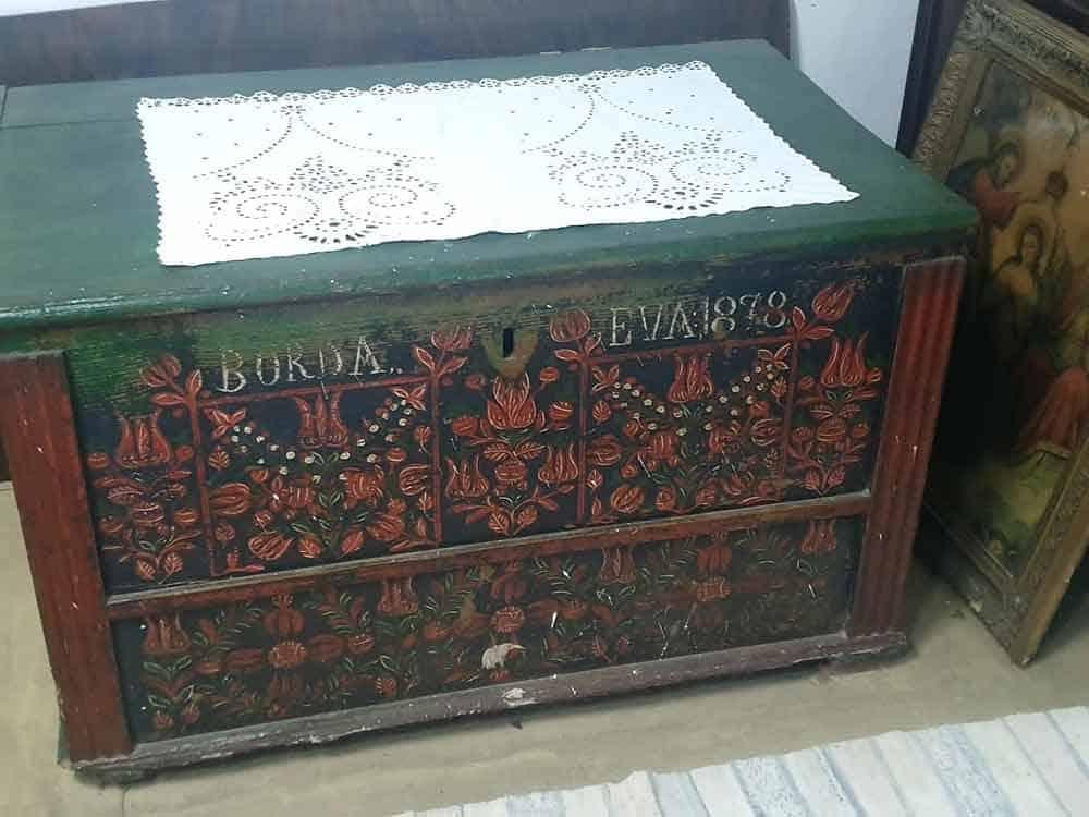 BLAGO: Sanduk za miraz u etno-kući