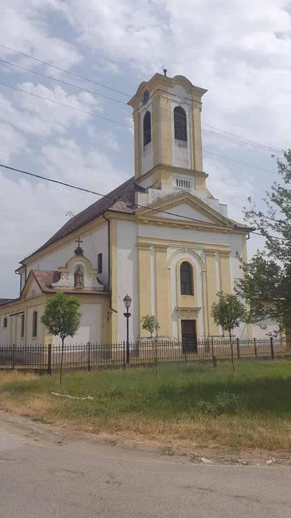 SAČUVANA: Katolična crkva u Bačkom Brestovcu