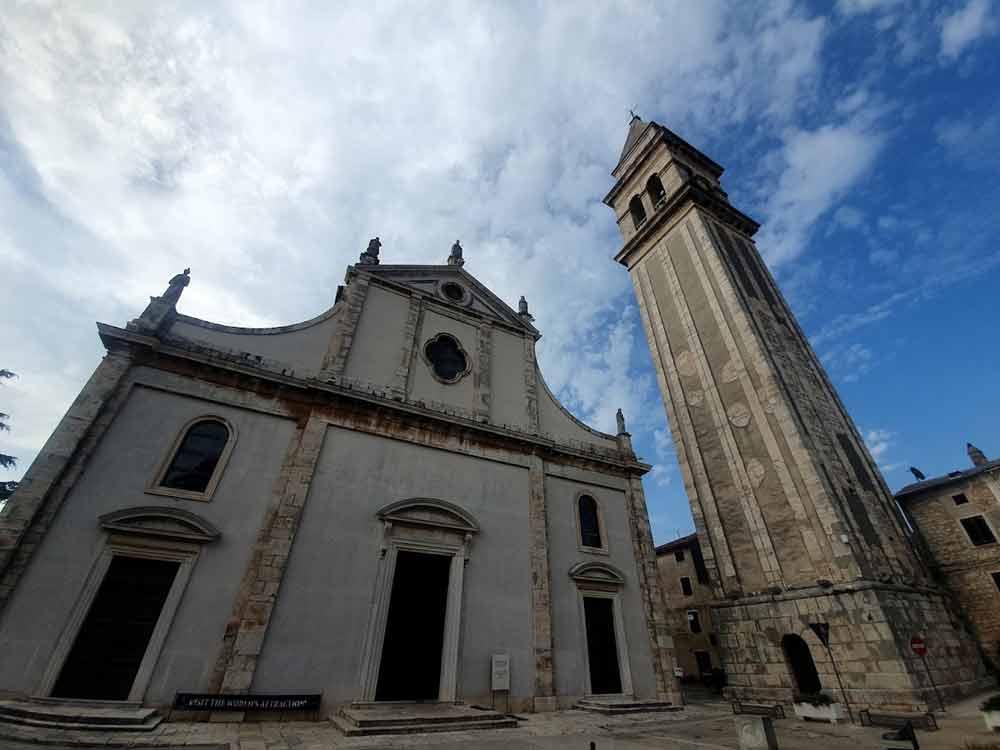 NAJVEĆA U ISTRI: Crkva Sv. Blaža u Vodnjanu