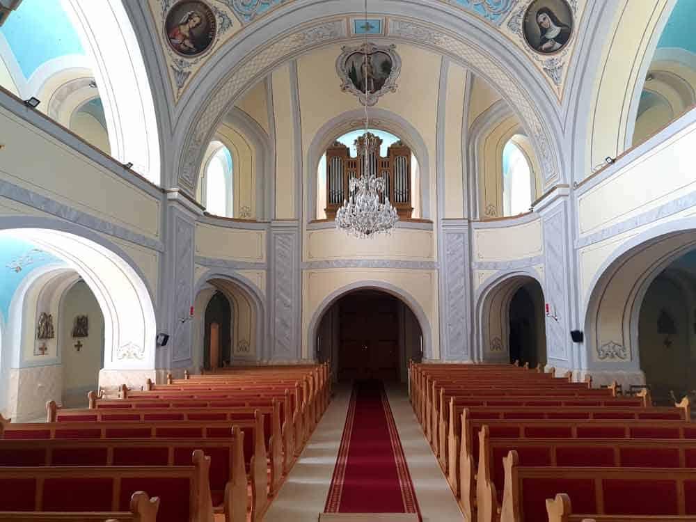 SVEŽE OKREČENA: Crkva Sv. Lovre u Sonti