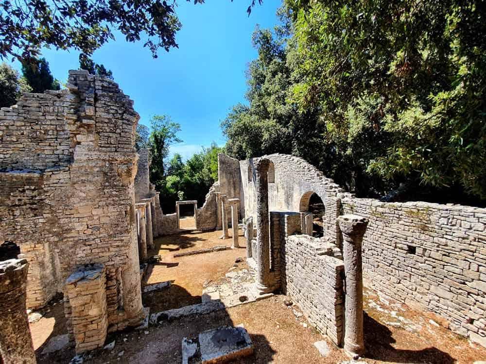 VOŽNJA BICIKLOM KROZ ISTORIJU: Rimska vila, vizantijski kastrum i kasnoantička crkva