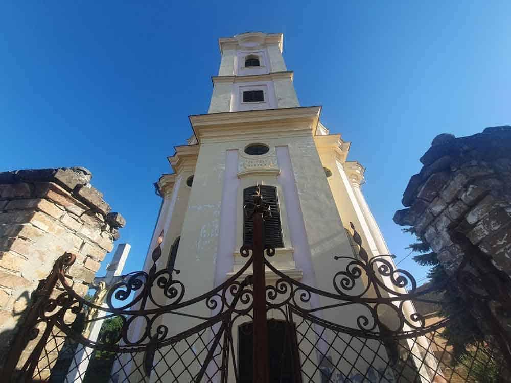 DREVNA ŽUPA: Katolička crkva u Čereviću