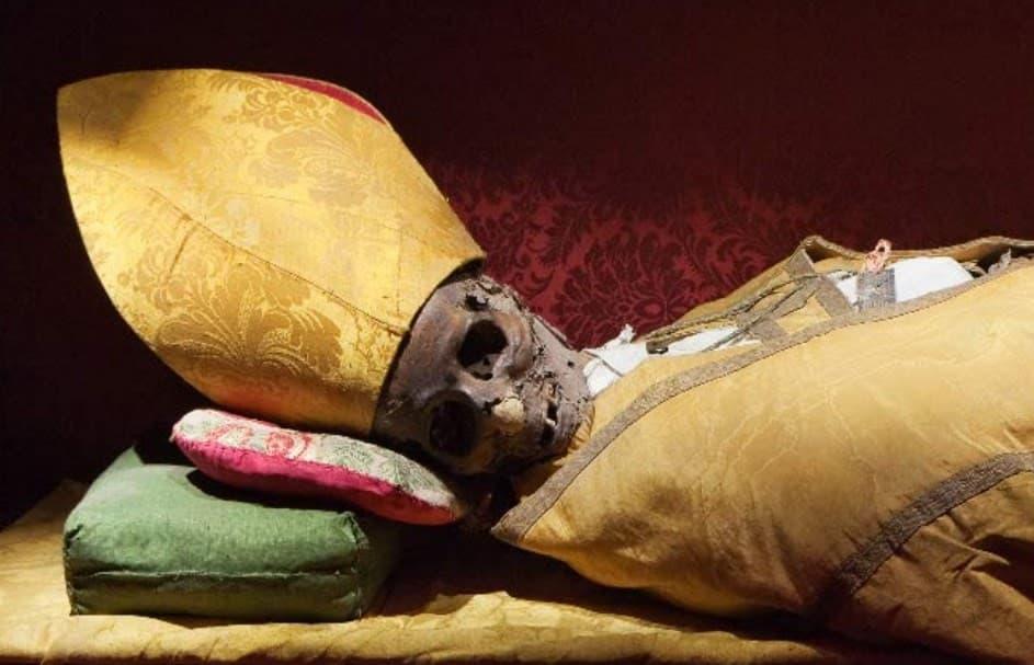 SVETSKA ATRAKCIJA: Mumije u crkvi u Vodnjanu