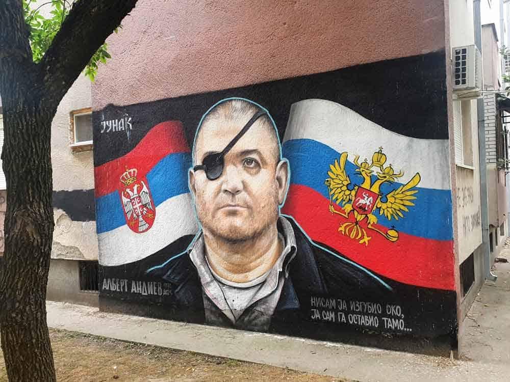 GRAD MURALA: Procvat zidnog slikarstva na zgradama u Odžacima