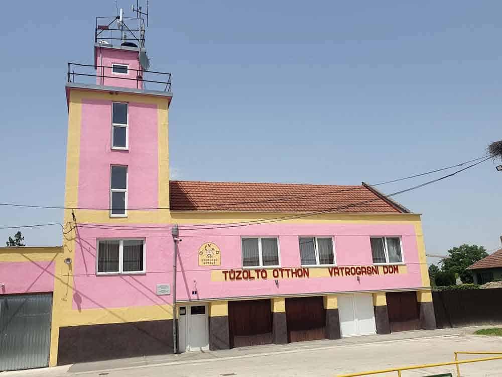 TRADICIJA: Vatrogasni dom u Bogojevu
