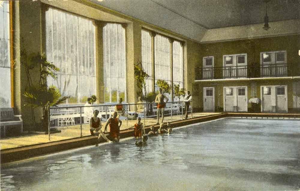 VRLI STARI SVET: Zatvoreni bazen koji je postojao na Brionima početkom 20. veka