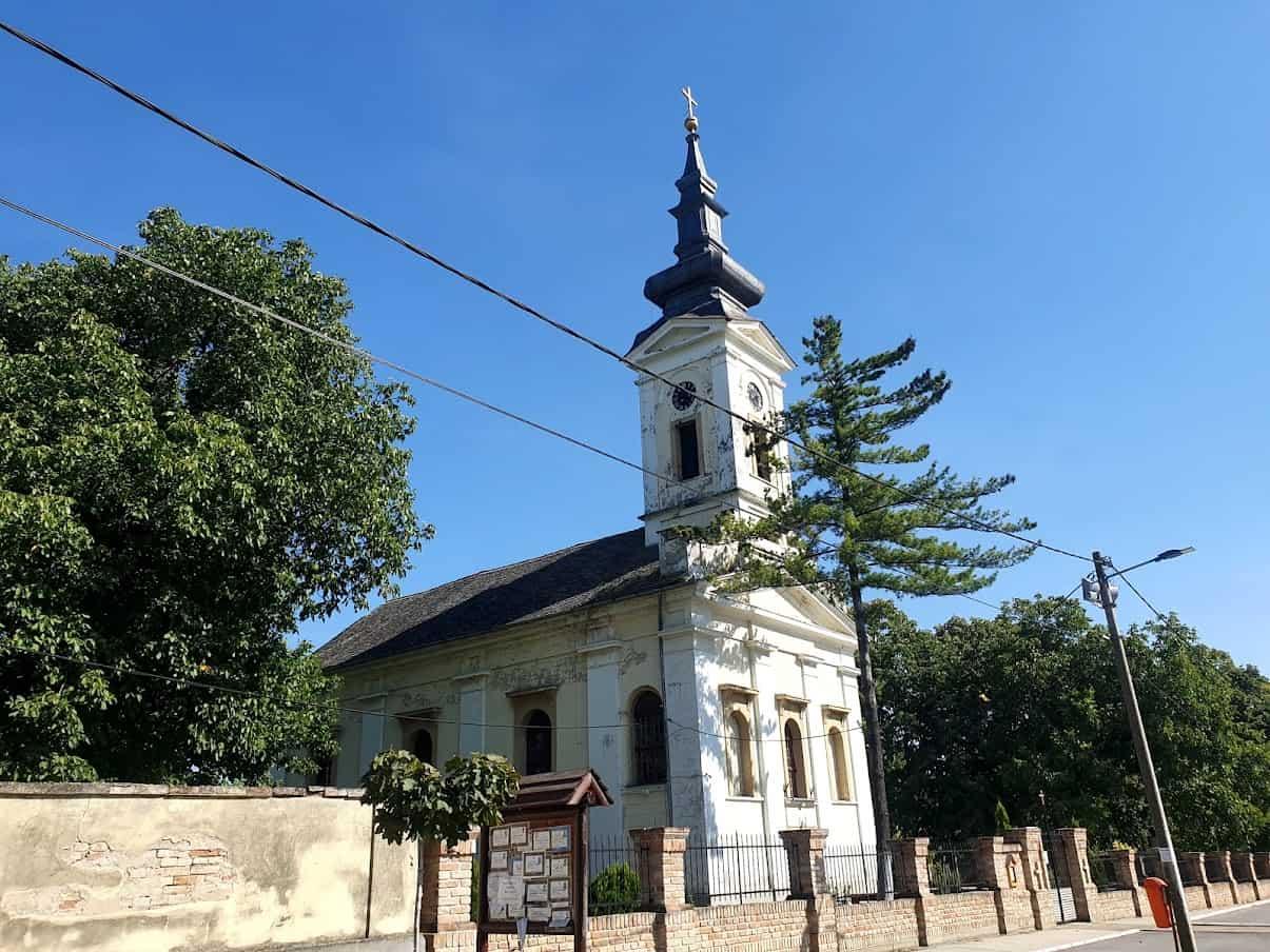 Četiri zvona iz Livnice Pantelić: Hram Vaznesenja Gospodnjeg u Banatskom Brestovcu