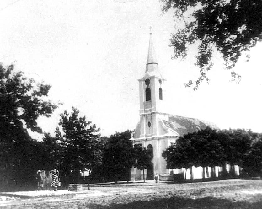 SELO KOJEG VIŠE NEMA: Crkva u Molinu