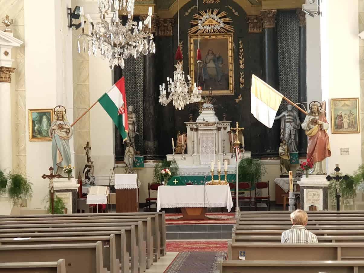 GRADNJA ZAVRŠENA 1844: Katolička crkva u Novoj Crnji