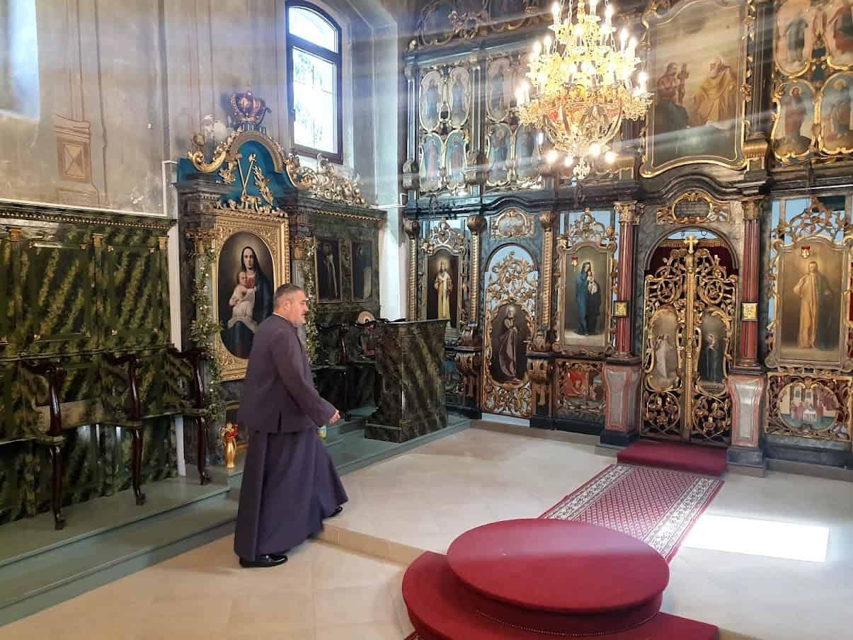 IKONE ĐURE JAKŠIĆA: Crkva Velikomučenika Prokopija u Srpskoj Crnji