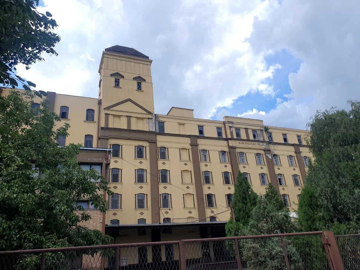 STARA SLAVA: Kikindski mlin osnovan još 1862.