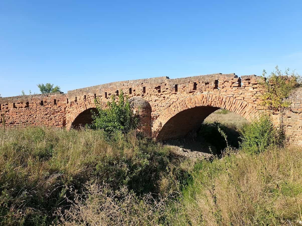 Star tri veka: Most Eugena Savojskog u Pločici