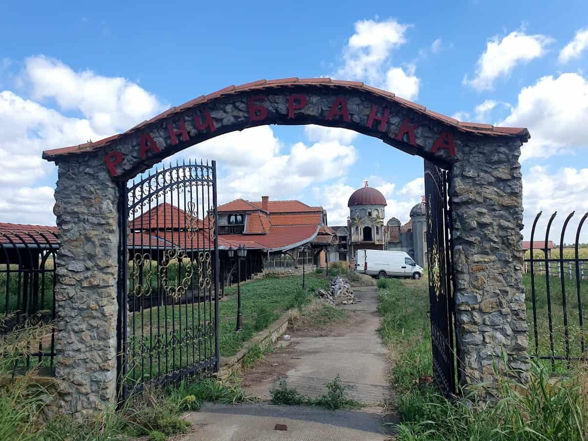 """ZAPOČET, NEZAVRŠEN: """"Ranč Branka"""" između Kikinde i Ruskog Sela"""