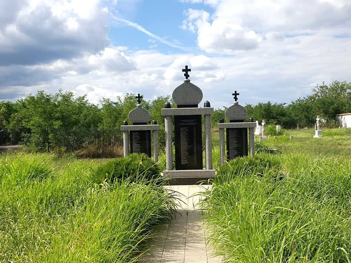 BELA RUSIJA U BANATU: Rusko groblje na ulazu u Kikindu