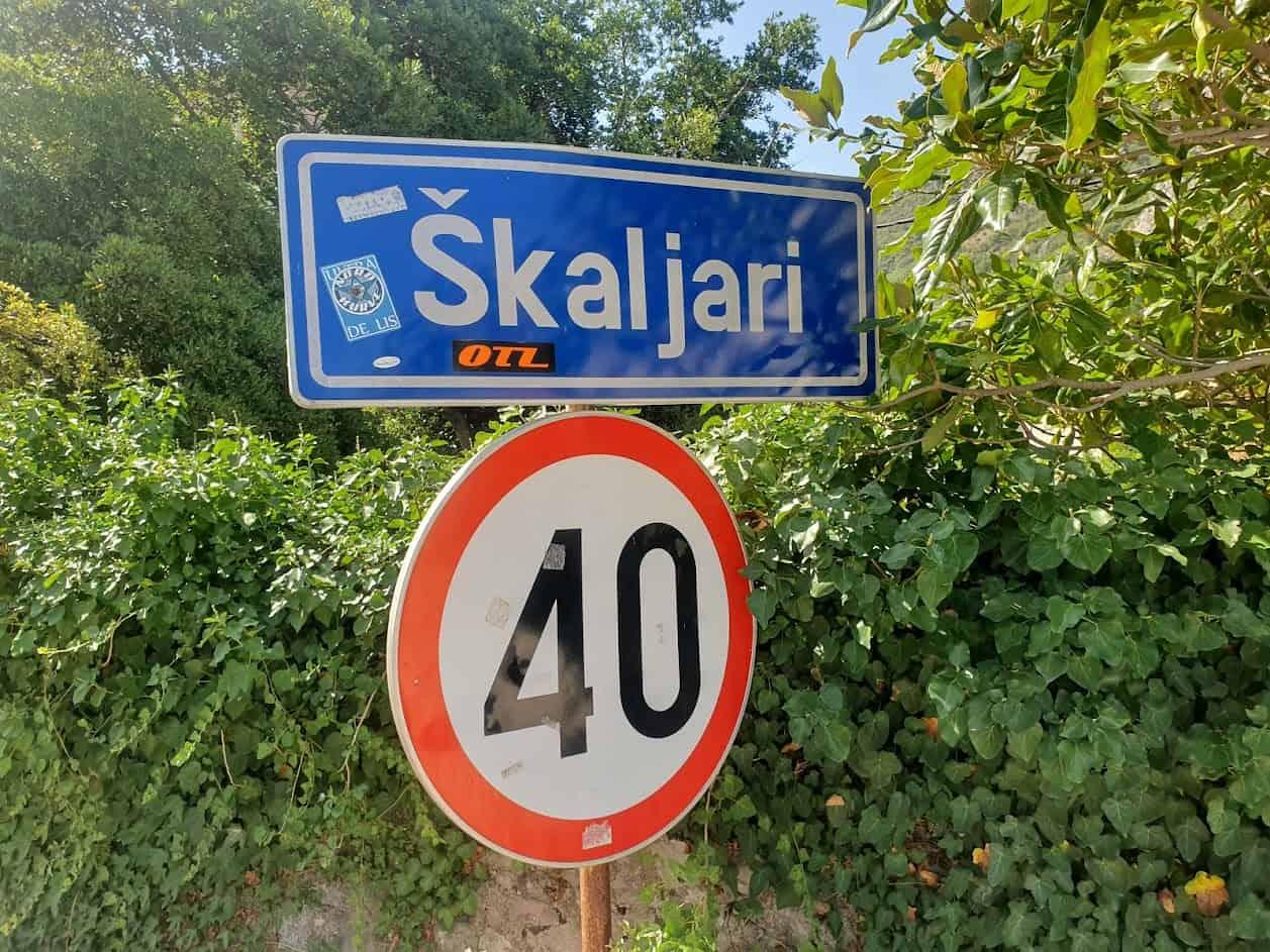 DIVNE CRKVE NIKO NE SPOMINJE: Ulaz u Škaljare